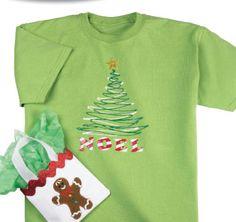 holiday shirt christmas tree