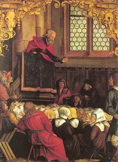 The Sermon of St. Peter, 1514-16, Hans Süss von Kulmbach, Nuremberg
