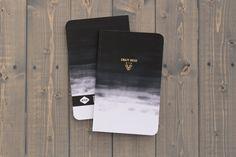 #denik Crazy Ideas notebook