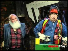 """The Red Green Show """"House Moving"""" Ep. 163 Graham Greene is always hysterical as Edgar Montrose. The Red Green Show, Graham Greene, Funny Commercials, Robin Williams, Moving House, Old Tv, Movies Showing, Hilarious, Season 8"""