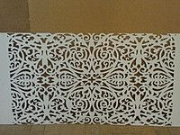 Перфорированные панели «Цветы» 32715467