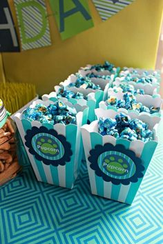 Dogs / Puppies Birthday Party Ideas | Photo 8 of 15 | Catch My Party