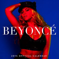 Beyonce is releasing her first-ever official calendar in 2014 -- and the pics are gorgeous!