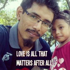 Azlibaloi | #LOVE is all that matters after all.