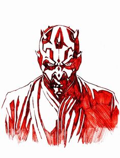 This relates to Crime and punishment. In order to not spoil Star Wars. He kills someone and is later killed. Just like Meursault in The Stranger Star Wars Luke, Star Wars Art, Star Wars Drawings, Sith Lord, The Phantom Menace, Dark Lord, Guy Drawing, Darth Maul, Love Stars