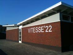 Vitesse '22: Kleedruimten verbouwen