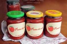 Ketchup, Lchf, Pickles, Food And Drink, Low Carb, Gluten Free, Pasta, Canning, Drinks