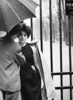 VOGUE 1961 Photo: Henri Clarke