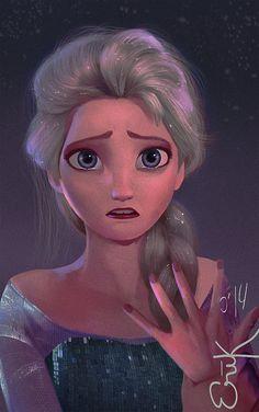 Hope you like this new version What Have I done? Disney Love, Disney Magic, Disney Frozen, Disney Art, Disney And Dreamworks, Disney Pixar, Arendelle Frozen, Frozen Fan Art, Frozen Characters
