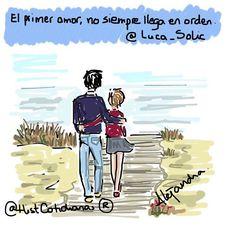 El primer amor... by histcotidianas