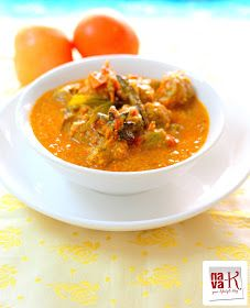 nava-k: Lamb Kofta Curry