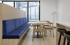 Workspace Design, House Front, The Expanse, Kitchen Design, Sofa, Studio, Furniture, Home Decor, Cuisine Design