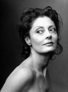 """""""I try to live my life every day in the present, and try not to turn a blind eye to injustice and need."""" Susan-Sarandon"""