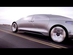 Mercedes Benz F 015 Luxury in Motion research vehicle
