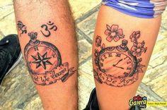 Minha tatoo com a minha gooorda!  #PinTatoo #tatoo #LaraKroning #BestFriend #topTOPtop