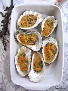 Oesters New Orleans