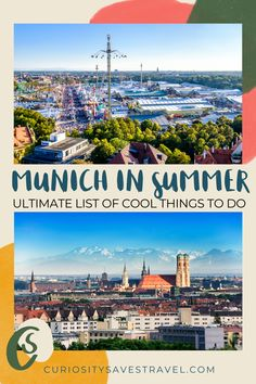 Summer in Munich: 40 Things to do in Munich to Beat the Heat - a Local's Guide! I places to go in Munich I what to do in Munich I Munich travel guide I Germany travel I visit Germany I things to do in Munich I summer travel in Germany I summer in Germany I Germany travel tips I tips for Munich travel I where to go in Munich I Germany summer tips I local travel tips I Munich travel I visit Munich I Europe travel I summer in Europe I Munich attractions I #Munich #Germany Hiking Europe, Europe Travel Guide, Europe Destinations, Travel Abroad, Travel Guides, Visit Germany, Germany Travel, Visit Munich, Munich Germany