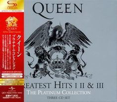 Queen - Greatest Hits Remaster (Remaster) (2014) - Identi