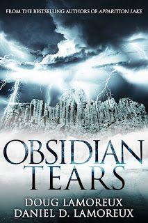Horror Maiden's Book Reviews: Obsidian Tears by Doug Lamoreux & Daniel D. Lamore...