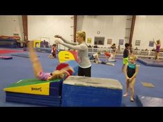 Press Handstand Circuit - YouTube