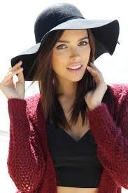 women with wide brimmed hats images - Google Search
