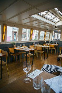 London Shell Co. – The Floating Restaurant – The Londoner