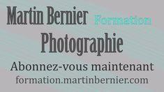 Portfolio : martinbernier.com Formation : formation.martinbernier.com Portfolio, Presentation, Photography