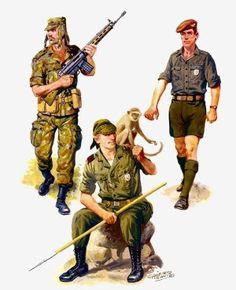 Portuguese army colonial war: «As Campanhas Ultramarinas 1961 - 1974, Guiné - Angola - Moçambique