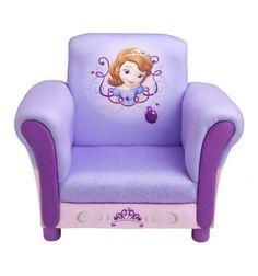 Le fauteuil pour enfant Princesse Sofia est spécialement conçu pour que les enfants prennent de l'indépendance en s'amusant avec du matériel à leur taille. Grand choix du meubles pour enfant Chez Befara.