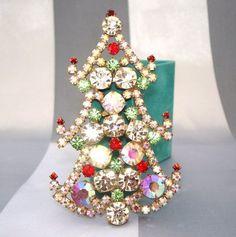 Christbaumkugeln Cappuccino.Die 67 Besten Bilder Von Unique Rhinestone Christmas Tree Pins