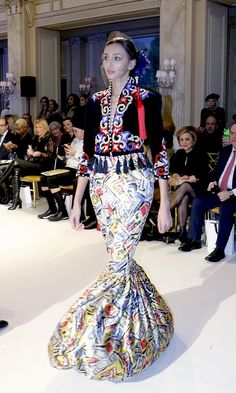 Algerian Karakou by Menouba Couture