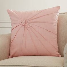 Ashburton Cotton Throw Pillow