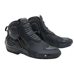 """""""Dainese Grip Motorcycle Boots -42 Black"""""""