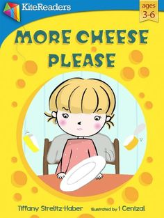Free Kindle Book For A Limited Time : More Cheese Please!