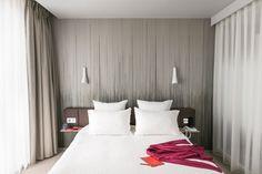 Okko Hotel interior by Patrick Norguet, Porte de Versailles – France » Retail Design Blog