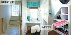 8 Creative Ways to Use Wasted Dormer Window Space  - HouseBeautiful.com