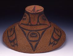 Charles Edenshaw Isabella Fenimore Art Museum   Hat