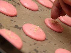Meringue, Macarons, Biscuits, Cooking Recipes, Cookies, Baking, Cake, Food, Merengue