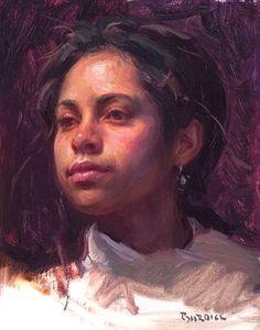 Scott Burdick Paintings | Galería de Arte Cristina Faleroni