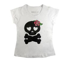 Camisetas cheias de estilo para os pequenos e pequenas - tamanho 4 ao 8. Confira no site ! www.repipiu.com.br