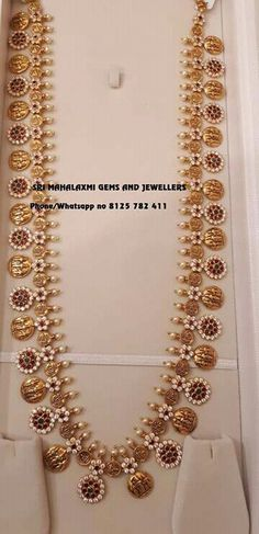 Formal jewellery - works with high neck blouses.