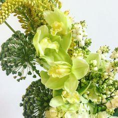 Green goodness #alwaysflowersevents