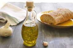 Rosemary Olive Oil by divinecusine #Olive_Oil #Rosemary #divinecusine