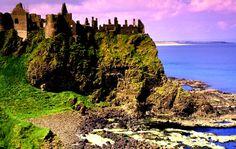 Dunluce Castle County - Irlanda