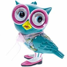 Our sweet decorative Owl Figurine adds instant charm to your home décor, and a touch of whimsical style, too!