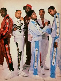 Stetsasonic - the hip-hop band - Mode Hip Hop, 80s Hip Hop, Hip Hop And R&b, Hip Hop Rap, Estilo Hip Hop, Hip Hop Classics, Old School Fashion, Love And Hip, Hiphop