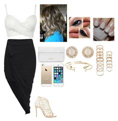 Untitled #321 by ljiljana31 on Polyvore featuring polyvore, fashion, style, Christian Louboutin, Michael Kors, Kate Spade, Forever 21, Aéropostale, FingerPrint Jewellry and Sephora Collection