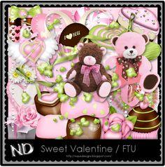 Niqui's Designs: SWEET VALENTINE FTU