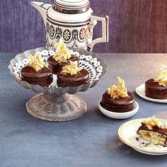 Mandelkrapferl mit Knuspersplitter Rezept | Küchengötter