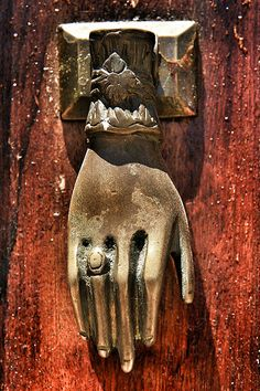 Door knockers of the world | Flickr - Photo Sharing!